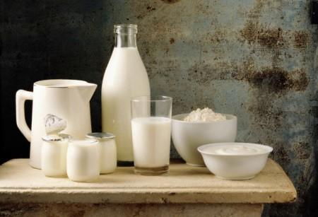 Coconut Milk in glass