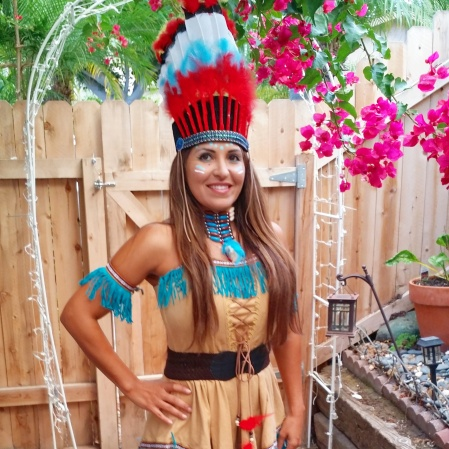 Desiree Pocahontas