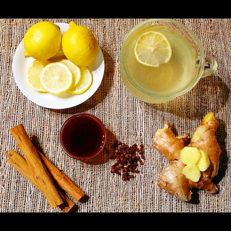 Lemon-Ginger Tea