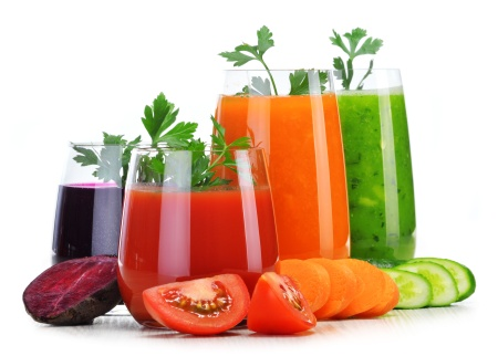 Fresh Detox Juices